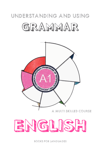 Cover image for English Grammar A1 Level