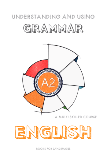 Cover image for English Grammar A2 Level