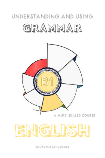 Cover image for English Grammar B1 Level