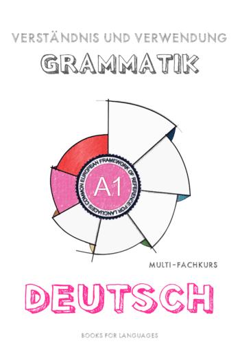 Titelbild für German Grammar A1 Level