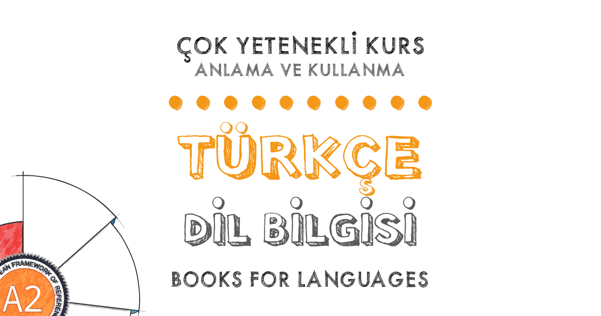 Turkish Grammar A2 Level | by Books for Languages